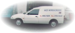Ace windscreens - Windscreen and Automotive glass fitting and replacement services in Hertfordshire